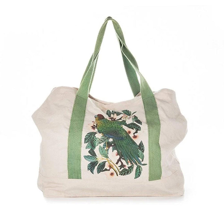 Flox Cotton Shopper