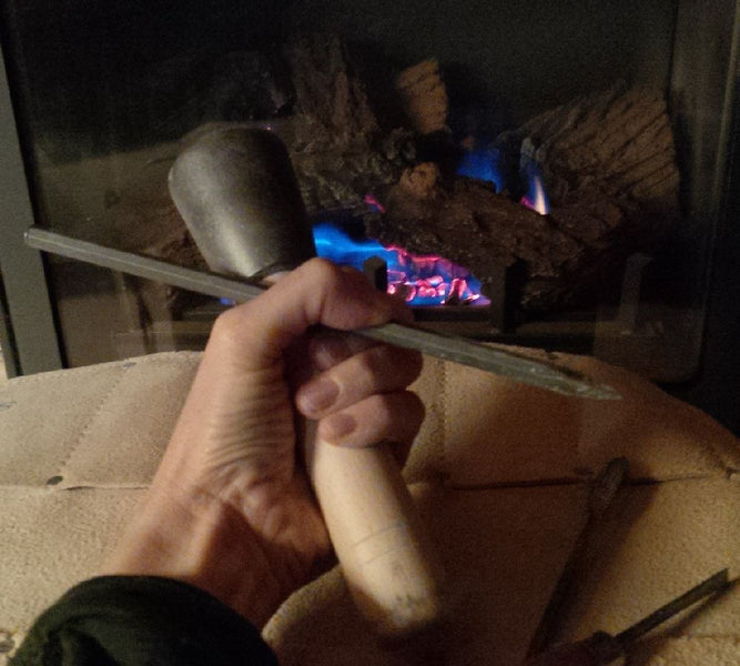 Fireside Chat about Carving Tools