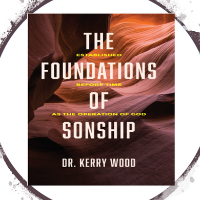 Foundations of Sonship 1: Before the Foundations of the World