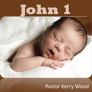 John 1: A Name With Purpose