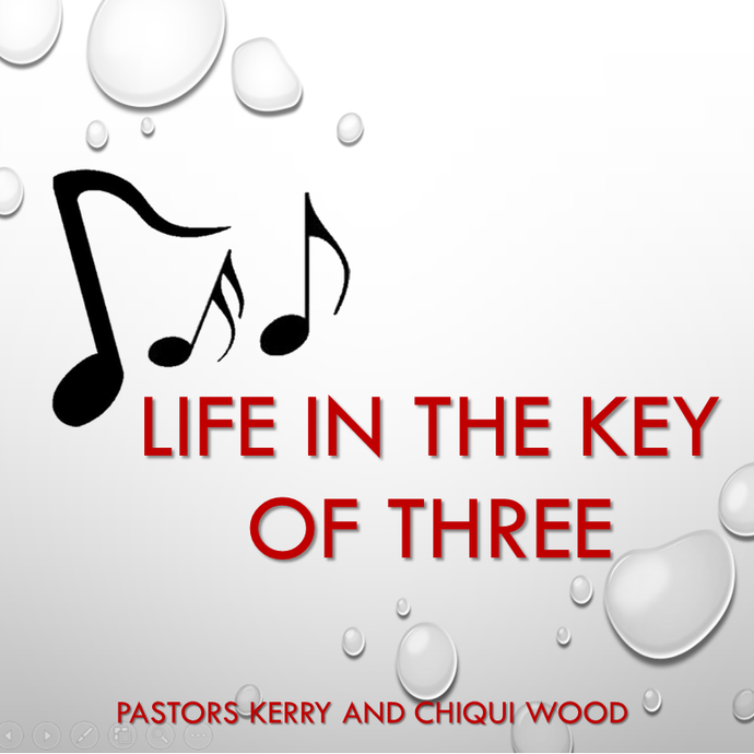 Life in Key of Three - 8: The Trinitarian Conversation: We Pray
