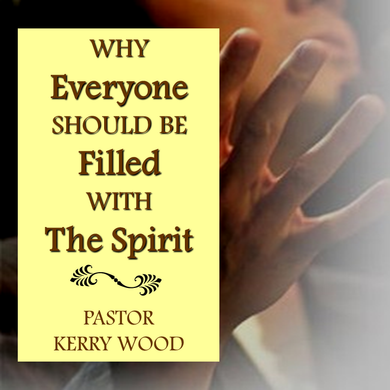 Why Everyone Should Be Filled With The Spirit - 10 Dynamics