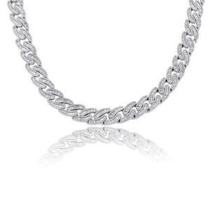 14mm Prong Cuban Link Chain
