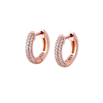 14mm Round Earrings