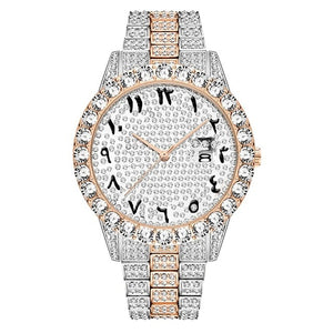 Iced Dubai Watch