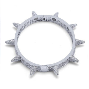The Icy Spikes Bracelet - Icedoutluxury