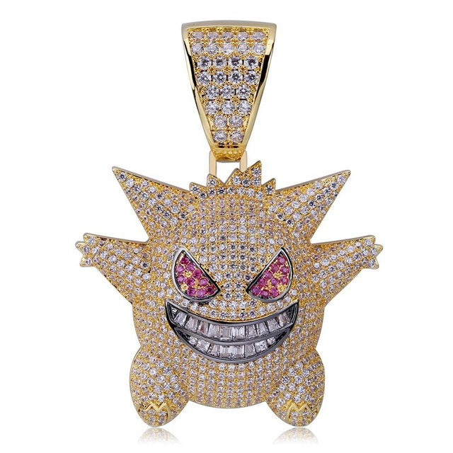 The Icy Gengar Pendant
