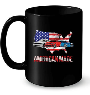 American Made Mug - GearHeadDesigns