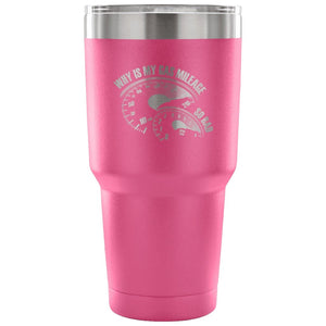 Why Is My Gas Mileage So Bad Tumbler - GearHeadDesigns