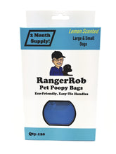 Load image into Gallery viewer, Ranger Rob Pet Poopy Bags
