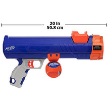 Load image into Gallery viewer, Nerf Dog 16inch Medium Compact Tennis Ball Blaster, Dog Toy