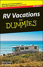Load image into Gallery viewer, RV Vacations For Dummies