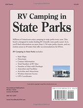Load image into Gallery viewer, RV Camping in State Parks
