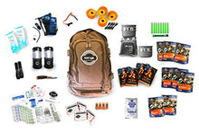 Load image into Gallery viewer, Premium Family Emergency Survival Bag/Kit – Be Equipped with 72 Hours of Disaster Preparedness Supplies for 4 People