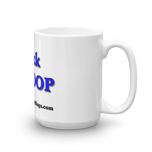 I Pick Up Poop Coffee Mug
