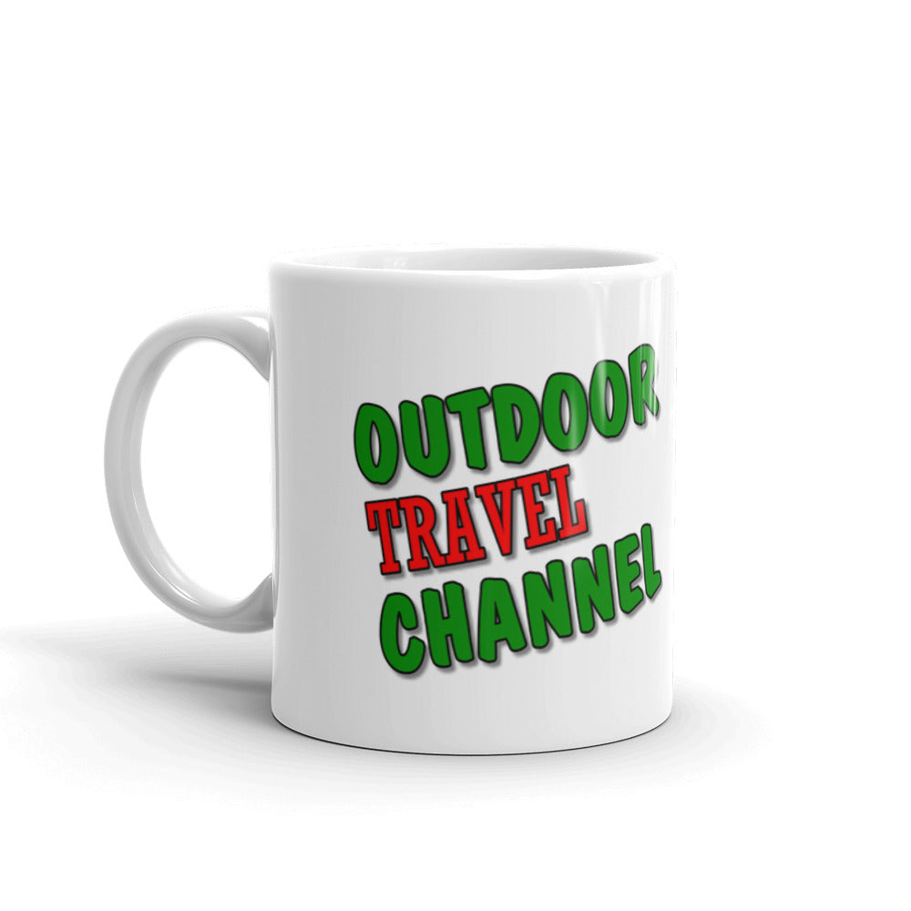 Outdoor Travel Channel Mug