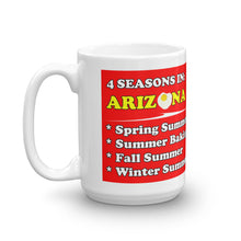 Load image into Gallery viewer, 4 Seasons of Arizona Mug