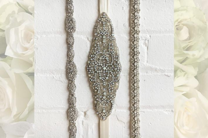 Add a touch of sparkle...