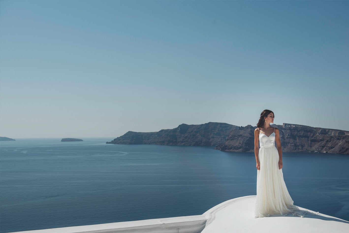 Our journey through Santorini