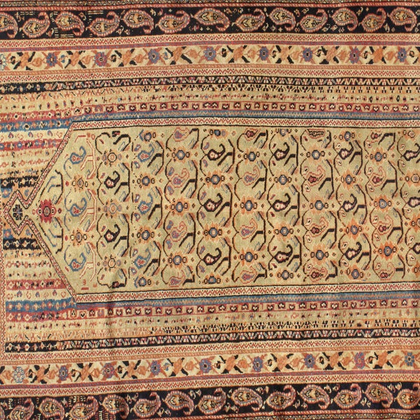 Afshar - Authentic Antique Persian Rug