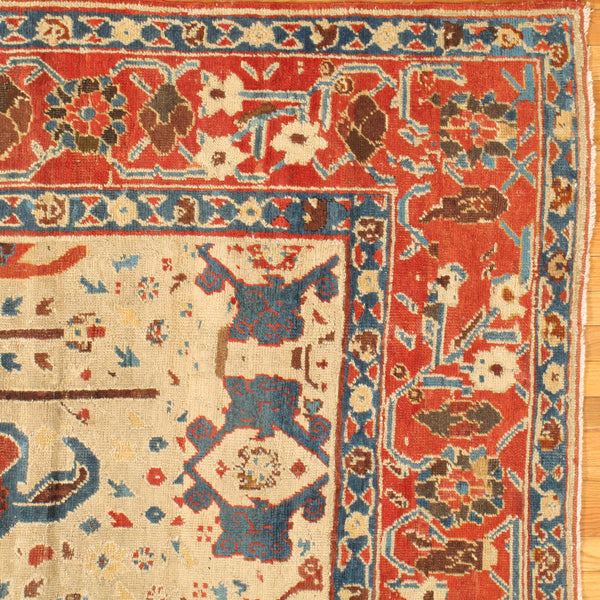Bakhshaish - One of a kind - Authentic Antique Persian Rug