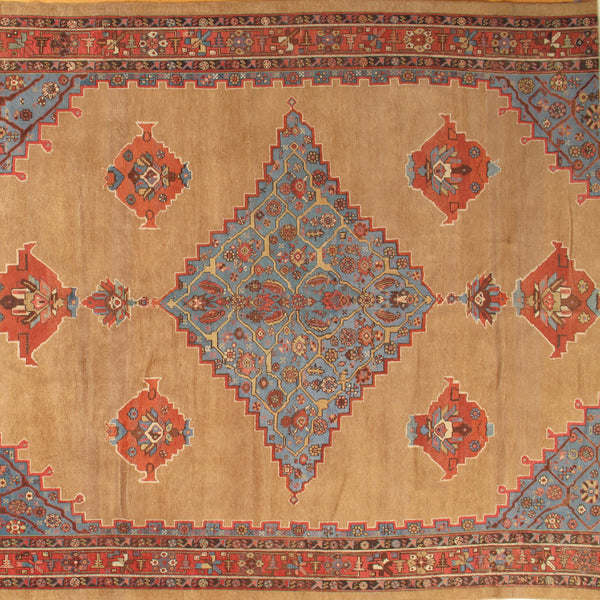 Bashir - Authentic Antique Persian Rug - 'Rug we love'