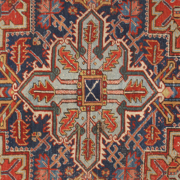 Heriz - Authentic Antique Persian Rug - Deal