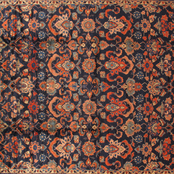 Lilihan - Authentic Antique Persian Rug