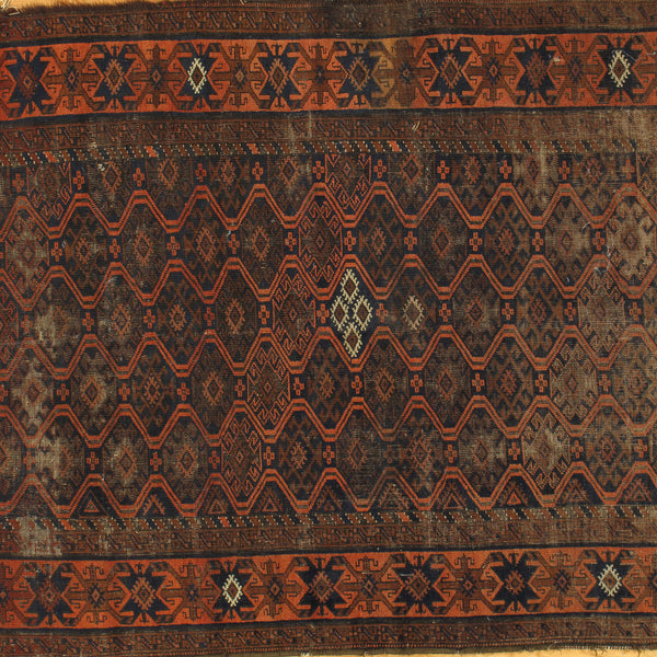 Baluch - Authentic Antique Persian Rug - Deal