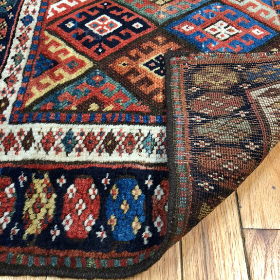 Jaff - Authentic Antique Kurdish Rug - Just in