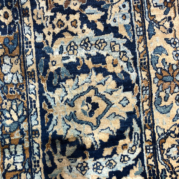 Kerman - Authentic Antique Persian Rug - One of a kind!