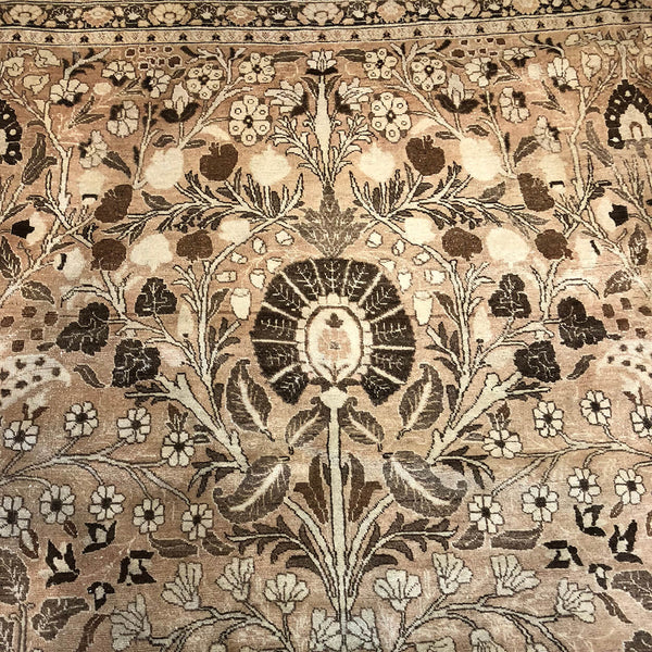 Tabriz - Authentic Antique Persian Rug - One of a kind!