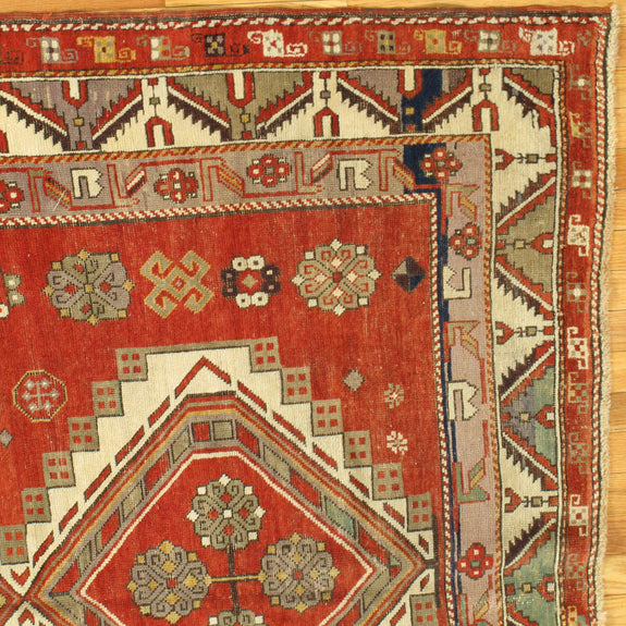 Shirvan - Authentic Antique Persian Rug - Deal!