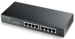 Z-GS1900-8HP  Zyxel 8-Port GbE Smart Managed PoE Switch