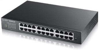 Z-GS1900-24E  Zyxel 24-Port GbE Smart Managed