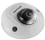 DS-2CD2525FWD-IS  Hikvision 2-MP EXIR Fixed Mini Dome Network Camera.