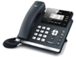 Y-SIP-T42S  Yealink Entry Level Gigabit IP Phone (with PoE)