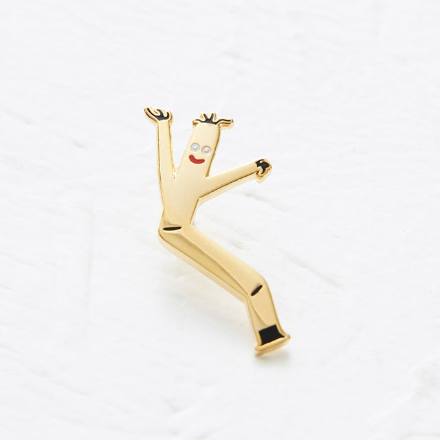Tiny Dancer pin