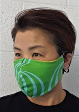 Covid-19 Adult and Kids Reversible Cotton Face Mask
