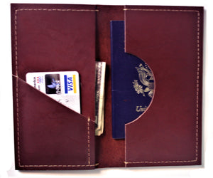 Passport Case Arch