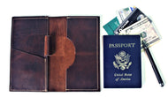 Passport Case Loop Arch