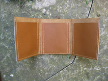 Wallet Chaps in Leather