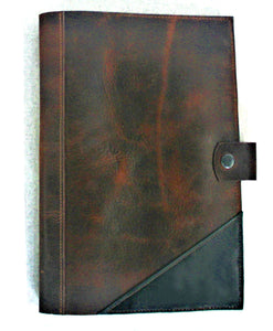 Leather Tablet/I-Pad Bi-Fold Deluxe
