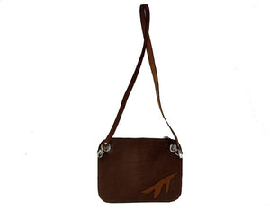 Leather Tablet/I-Pad Ladies' Hip Bag Polaris