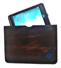 Leather Tablet/I-Pad Sleeve