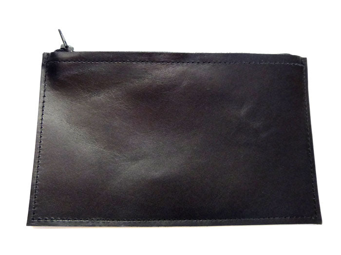 Leather ClipOn Pouch