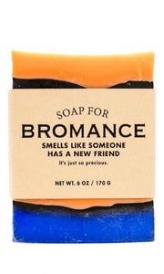 Whisky River Soap for Bromance