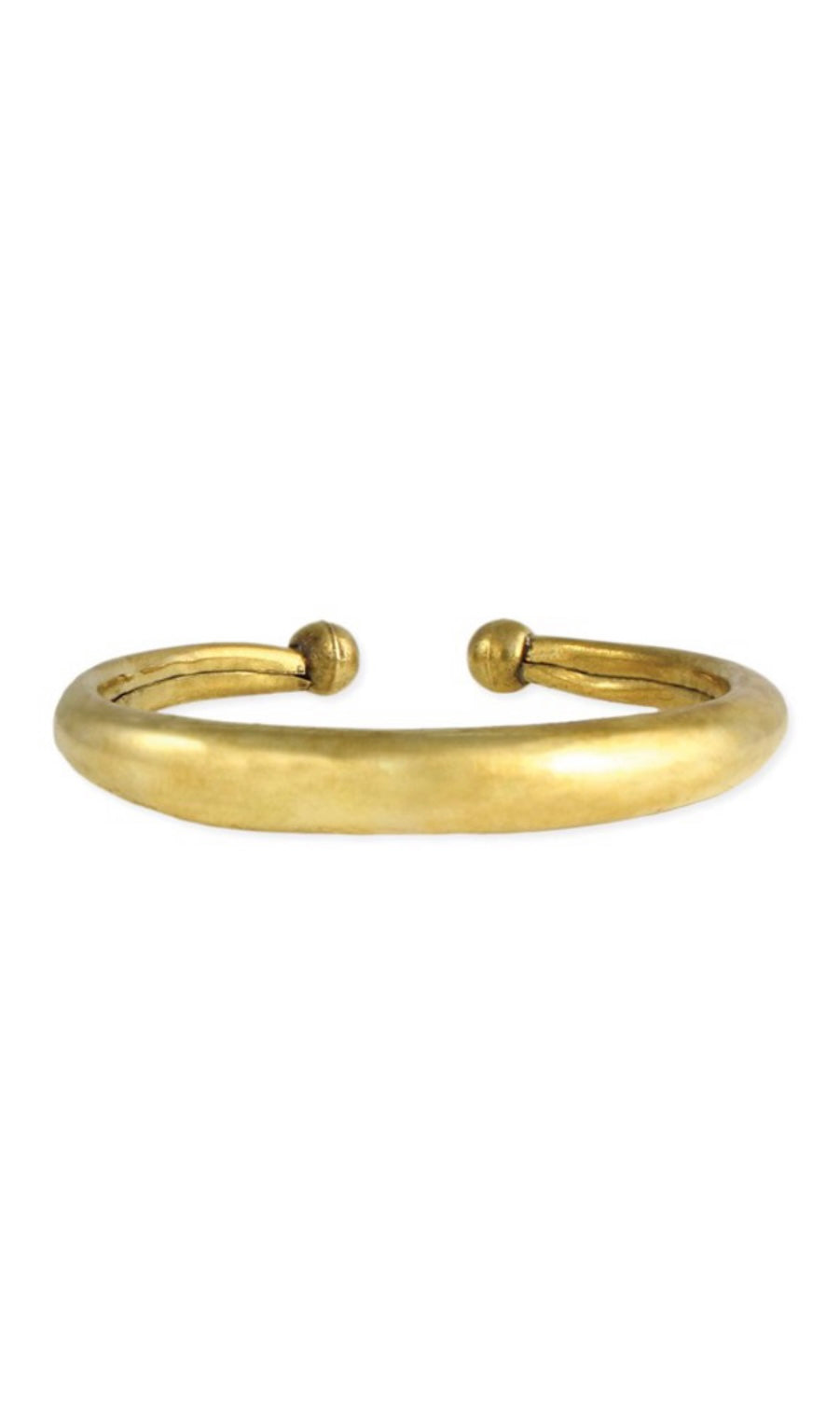 Classic Chic Gold Hollow Cuff Bracelet