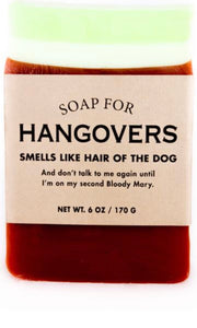 Whisky River Soap for Hangovers