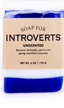 Whisky River Soap for Introverts